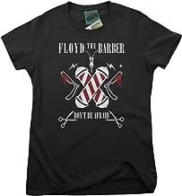 Nirvana Inspired Floyd The Barber, Women's T-Shirt