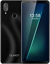 Unlocked Smartphone CUBOT X19 4GB RAM+64GB Cell Phone, 4000mAh, Dual 4G SIM, 5.93 inch FHD Display, Android 9.0 Pie, no Bl...