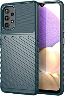 RanTuo Case for Motorola Moto G60, Anti-Scratch, Soft Silicone, Shockproof, Cover for Motorola Moto G60.(Green)