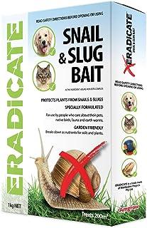 Amgrow 82184 Eradicate Snail and Slug Bait