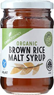 Ceres Organics Organic Brown Rice Malt Syrup, 400 g