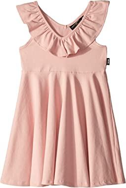 Ruffled Sleeveless Dress (Toddler/Little Kids/Big Kids)