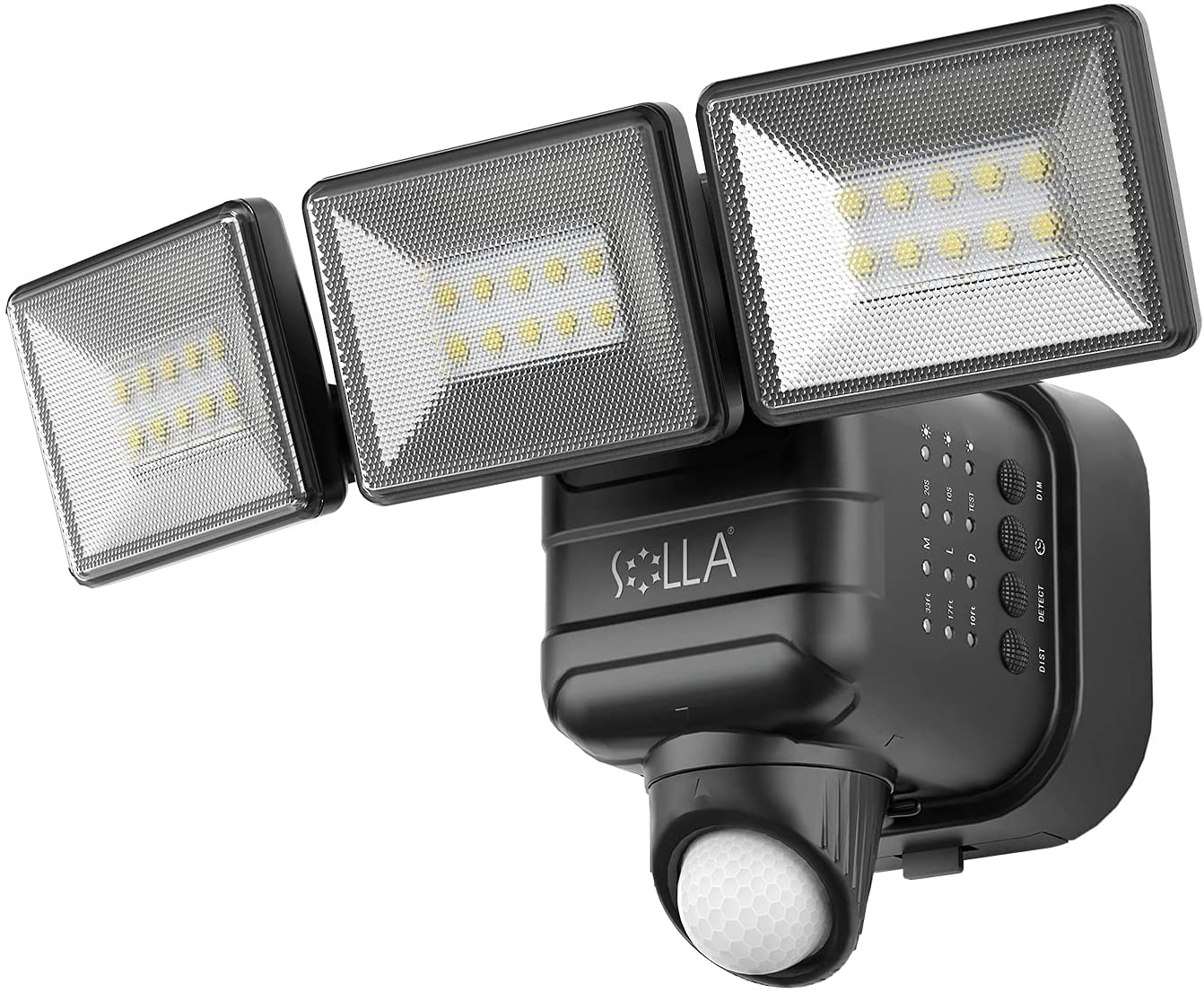 Outdoor Motion Sensor Light Free Shipping New SOLLA Battery 750lm Financial sales sale Operat Wireless