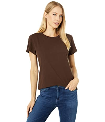 LAmade Winston Cropped Vintage Stretch Jersey Tee