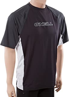 O'Neill Men 24/7 Sun Tee Loose Fit Rashguard Swim Shirt...