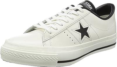 [コンバース] スニーカー ONE STAR J ワンスター J ホワイト/ブラック(32346510 FW12)