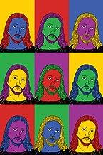 Jesus Christ Pop Art Cool Wall Decor Art Print Poster 12x18
