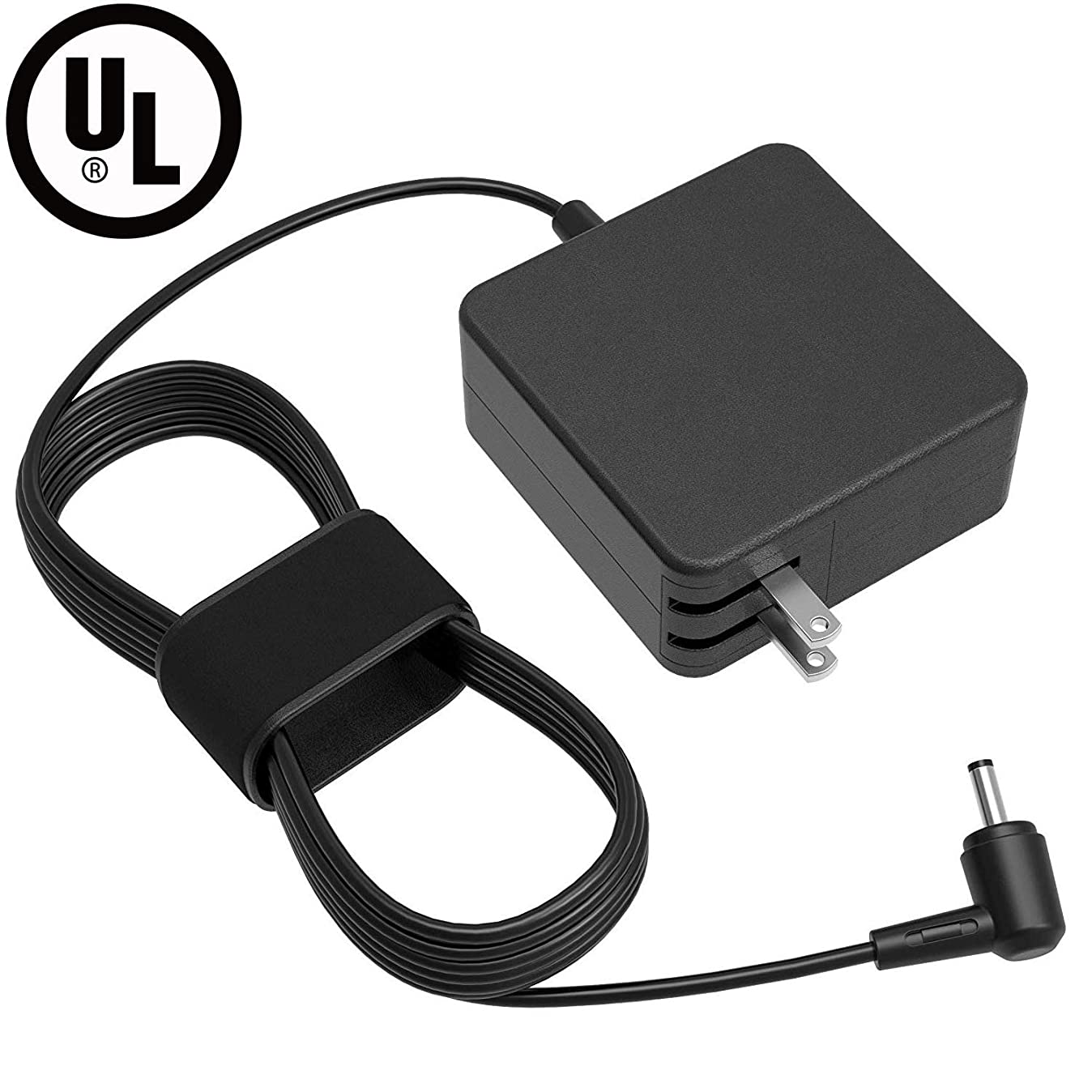 [UL Listed] 65W 45W AC Charger for Asus VivoBook S510UQ S510UN S510 S510U S510UA F510 F510UA F510U X510UQ X510UA X510U X510 TP410UA TP410UR TP410U TP410 S510UA-DB71 Laptop Power Supply Cord kpxirjqar