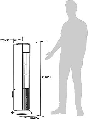 Frigidaire FEC300WH00 Evaporative Air Cooler and Fan, White
