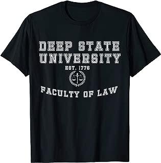 Best deep state apparel Reviews