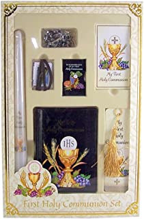 Bread of Life My First Holy Communion Deluxe Boxed Gift Set for Boys