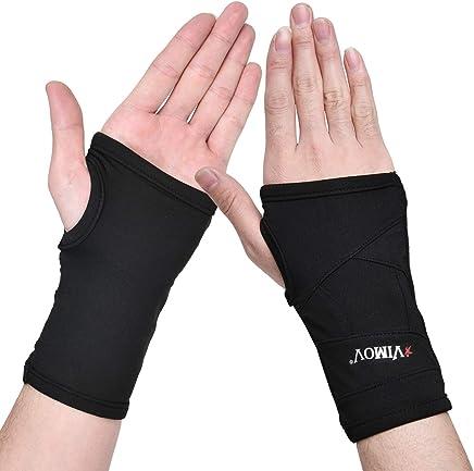d40d2d8b8ea30 VIMOV 2-Pack Protège Poignet Bandage pour Le Protections Poignets et Mains,  Disponible pour