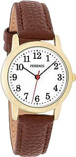 Ferenzi women|playful reloj de piel sintética series|fz191