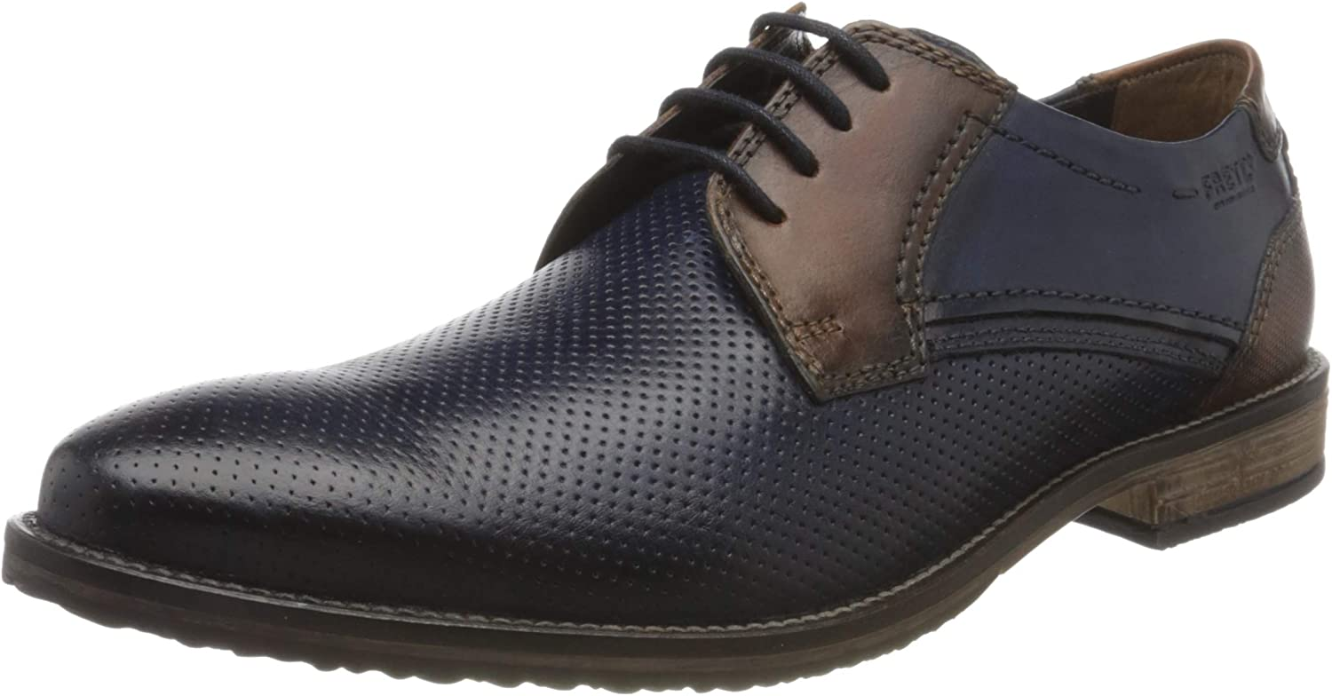 FRETZ men Spring new work one after another Lace-up Derby Tulsa Mall