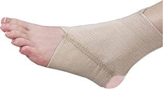 Bilt-Rite Mastex Health Tri-Stretch Ankle Support, Beige, Large/X-Large