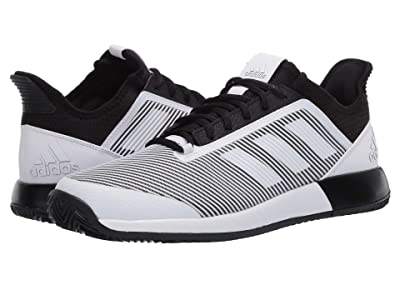 adidas Defiant Bounce 2 (Core Black/Footwear White/Core Black) Women