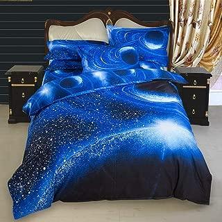 Sticker superb 180 x 220 cm Funda de Edredón Galaxia Juego