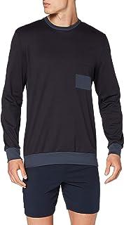 Huber Men's Sweatshirt Pajama Top