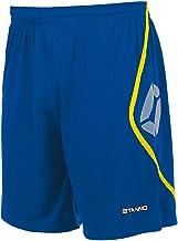 Stanno Pisa Short (Senza Slip Interno) (Blau-Gelb)