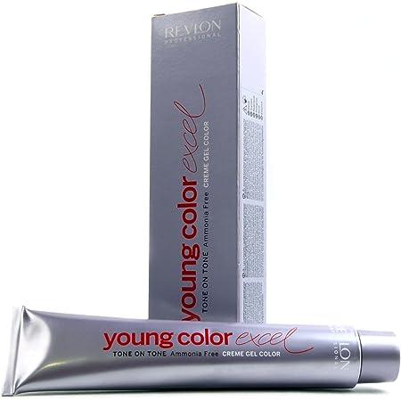Revlon Young Color Excel, Tinte para el Cabello 745 Cobre ...