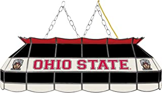 NCAA Ohio State University Tiffany Gameroom Lamp, 40