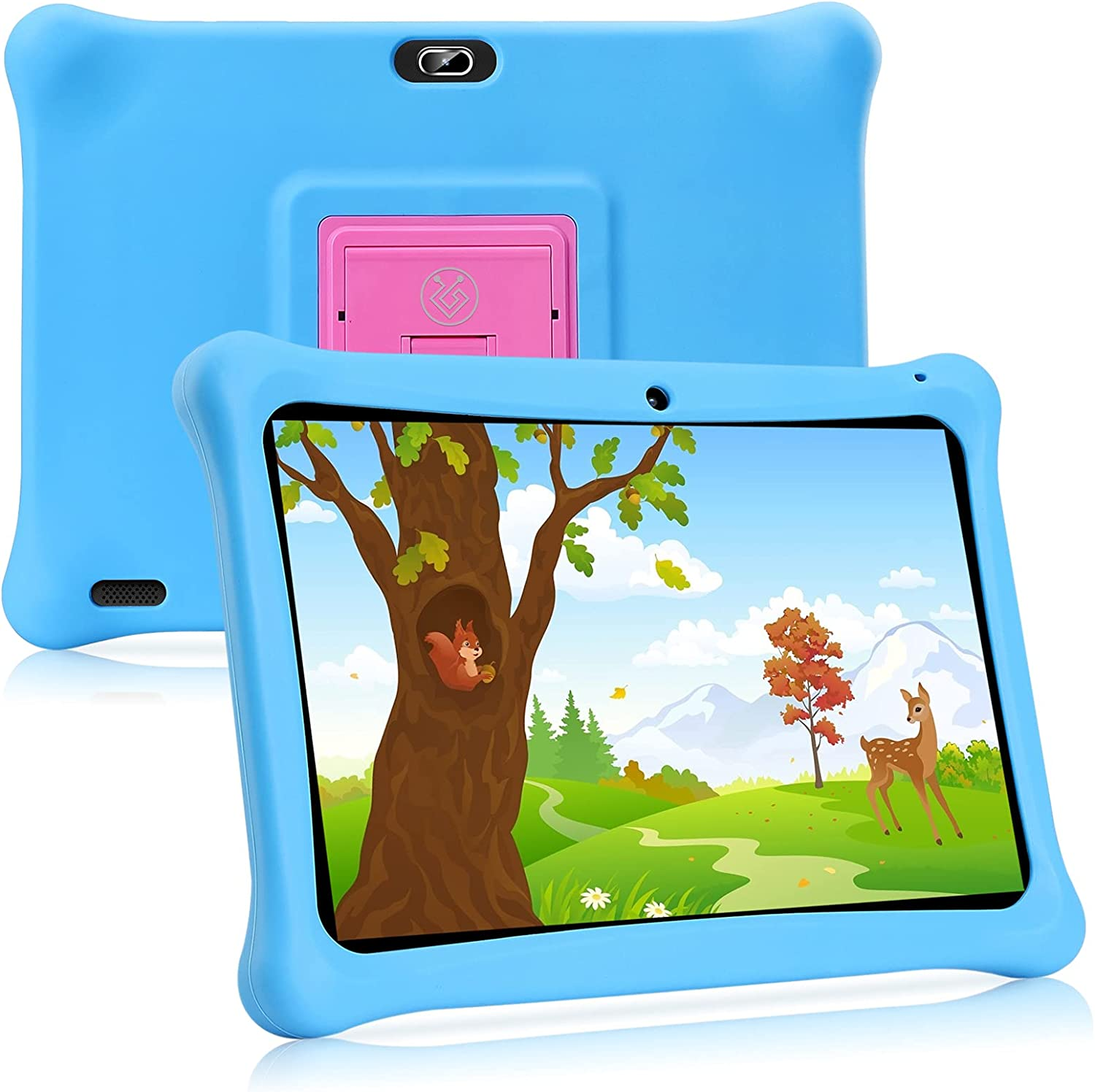 Industry No. 1 qunyiCO Y10 Kids Tablet 10 inch 2GB 32GB RAM Android New Shipping Free Shipping Storage