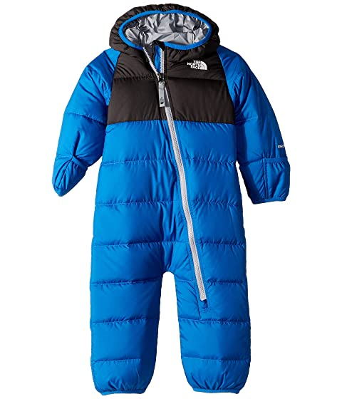93d0fcd66 The North Face Kids Lil  Snuggler Down Suit (Infant) at Zappos.com