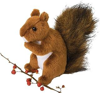 Cuddle Toys 3793 Roadie RED Squirrel