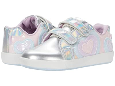 Stride Rite M2P Eliza (Toddler) (Iridescent Multi) Girls Shoes