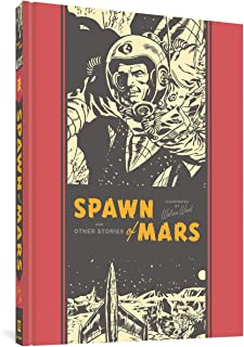 Spawn Of Mars & Other Stories