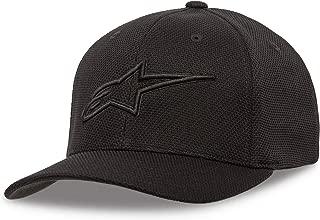 Alpinestars Men's Logo Flexfit Mock Mesh Hat Curved Bill