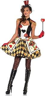 Queens Card Guard Women's Costume