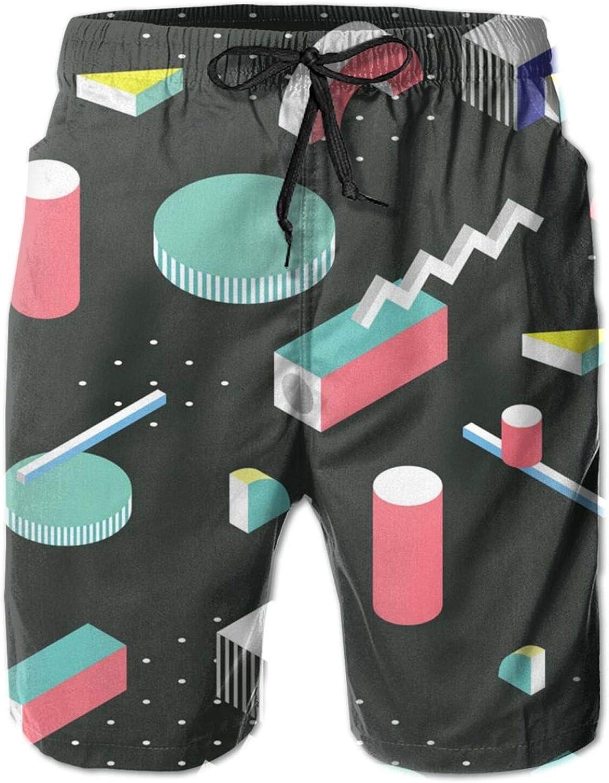 Jiulong Beautiful Background Max 40% OFF Max 46% OFF Funny Swim Beach Pants Men's Trunks