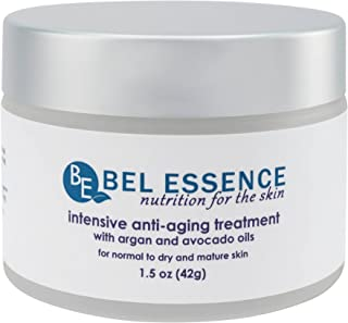 Bel Essence Intensive Anti Wrinkle Cream & Neck Cream, Anti Aging Face Moisturizer, Dark Spot Remover, Normal to Dry Skin: Reduces Fine Lines & Wrinkles, Firms Skin, Evens Skin Tone-1.5 oz