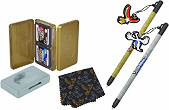 Nintendo Licensed Pokemon HeartGold and SoulSilver Basics Accessory Kit (DSi, DS Lite) [Importación inglesa]