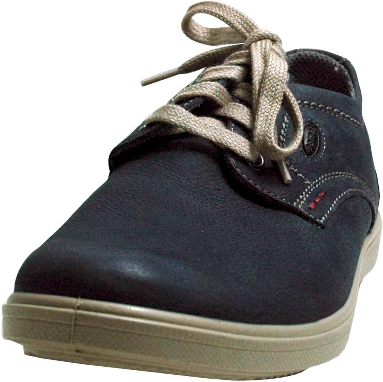 Jomos Men's Sneaker 316323-83-860 Ocean bluee