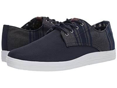 Ben Sherman Payton (Navy Nylon/Cotton) Men