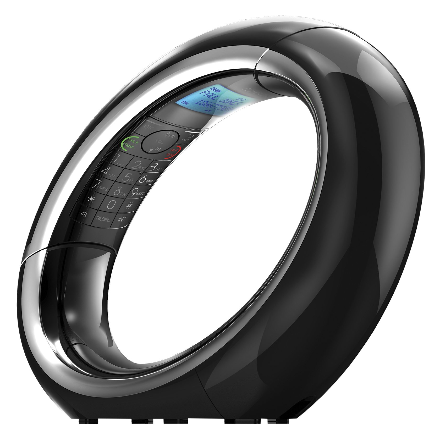 Eclipse Digital Cordless Answering Machine