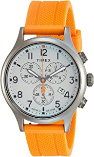 Timex Allied Grey Dial Silicone Strap Men's Watch TW2R67300
