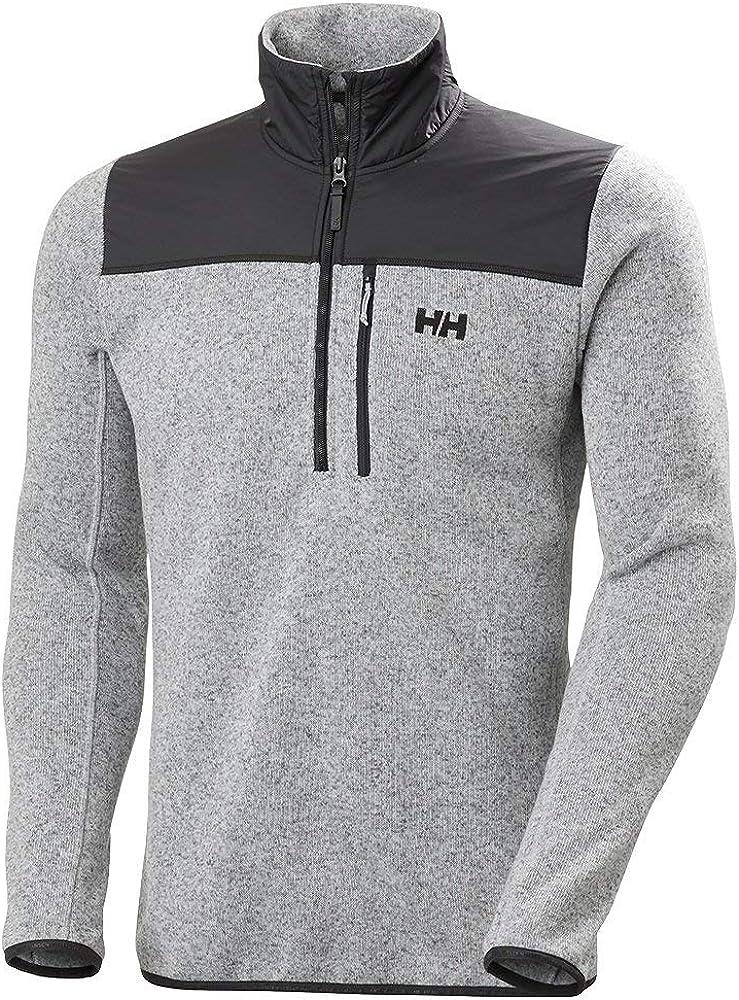 Helly-Hansen Brand SALENEW very popular! new Mens Varde 1 2 Jacke Pullover Fleece Zip Sweatshirt