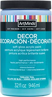 DIY Home Decor Acrylic Paint by ArtMinds turquoise 10402716
