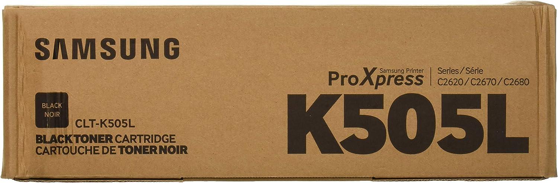 HP SU170A Max 85% OFF Samsung CLT-K505L 2021 Toner