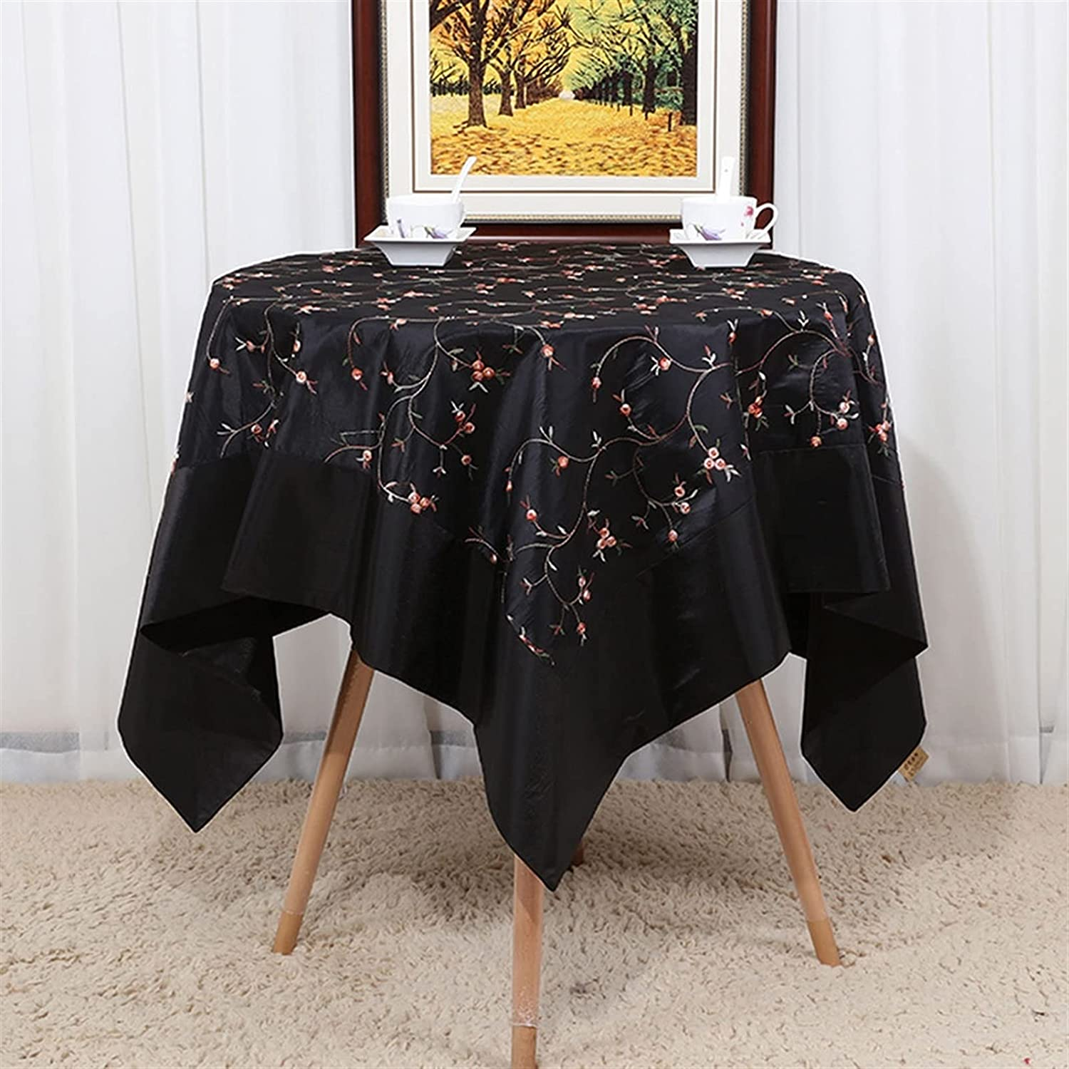 WENLI Tablecloths Handmade Simple Christmas New Hom Special Excellence Campaign Kitchen Year