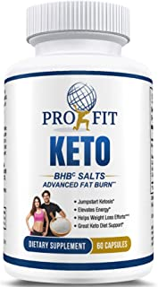 Ketosis BHB Salts - Ketogenic Diet - Avoid Keto Flu - Perfect Weight Loss Supplement