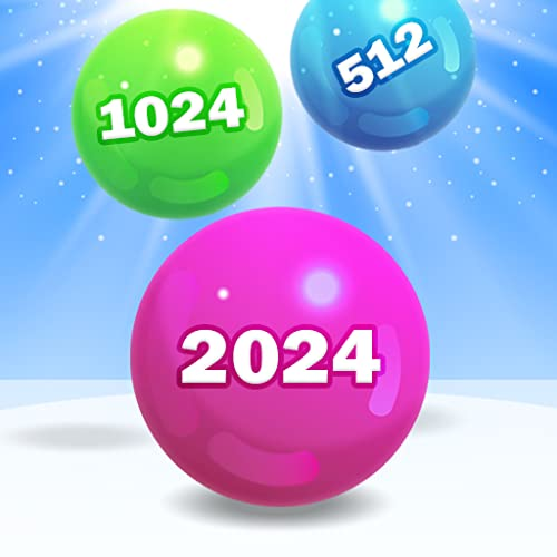 2048 Numbers Puzzle Game - Sort and Merge