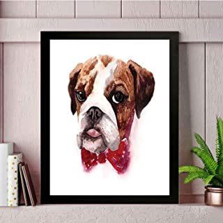 Best watercolor dog painting Reviews