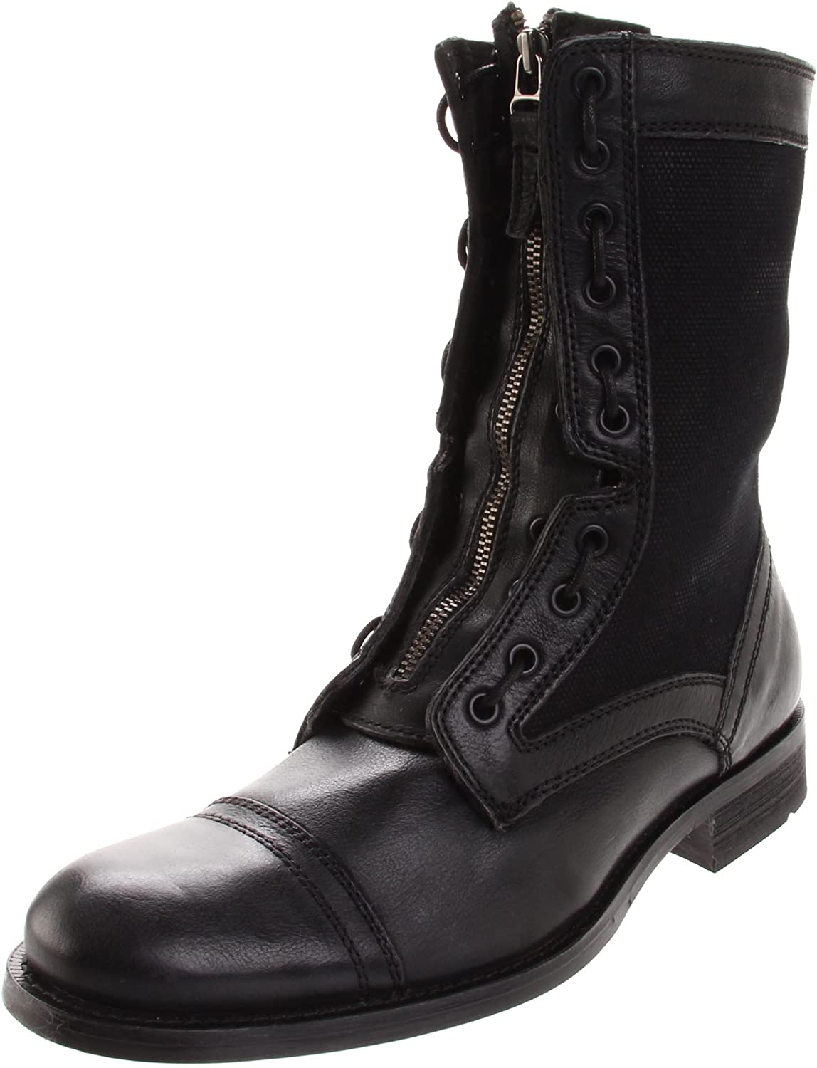 Kenneth Cole New York Men's Phone Bike-er Boot Cheap Jacksonville Mall Lace-Up