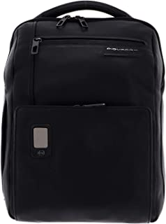 PIQUADRO Zaino Grande Personalizzabile Porta PC CA5105AO Nero