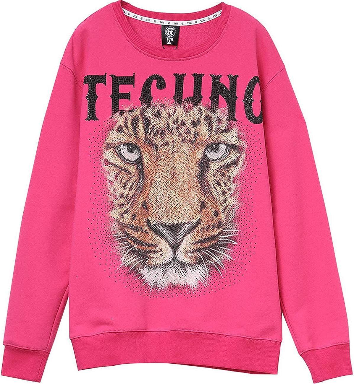 Light Luxury Tide Brand Big C hot Beads Sweater Men and Women T203116026