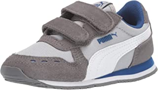 PUMA Toddler Cabana Racer Boys Fashion Sneakers High Rise/Castlerock